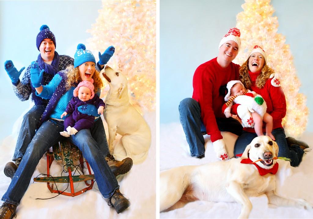 Kitschy Christmas | Katie Klein Photography